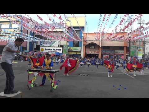 Banda Hudyaka Araw ng Davao CPNHS Drum and Lyre Corps