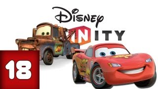 Disney Infinity: Cars Part 18 (Lets Play, Gameplay