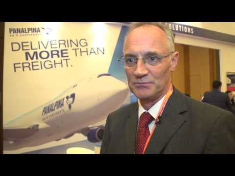 Interview with Nick Revell, Regional Head, Healthcare & Chemicals Asia Pacific, Panalpina
