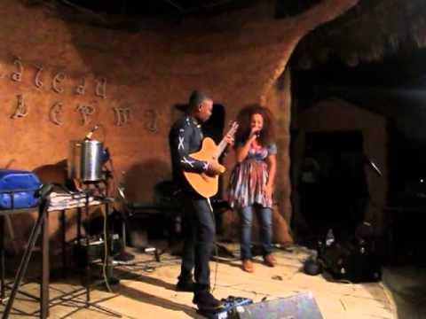 The way you treat me by Sae Lis' ( Acoustic) - Togo, West Africa