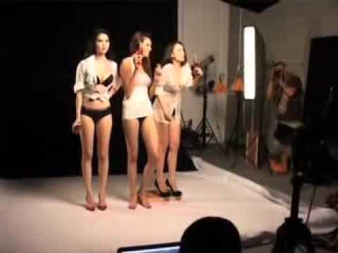 Lộ clip cực 'nóng' của Ngọc Trinh, Hoàng Yến, Yến Trang