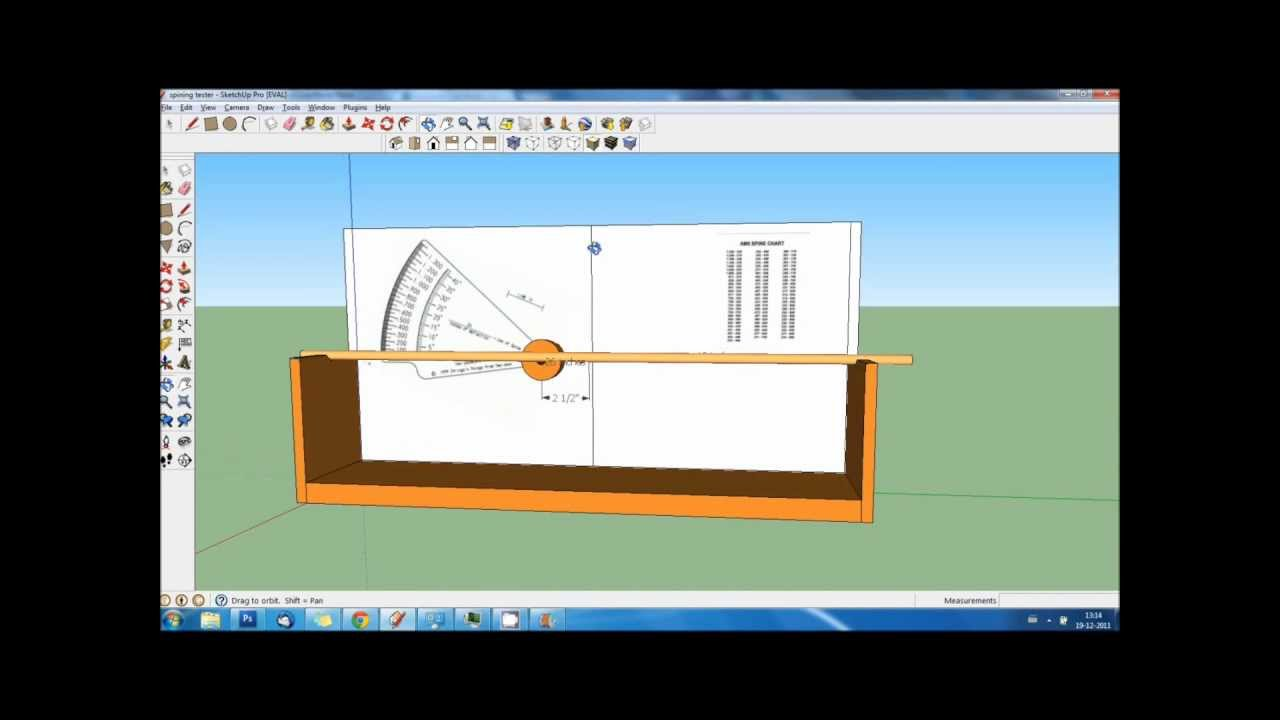 How to make a DIY arrow spine tester tutorial in Google ...