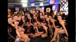 Dance Spectrum On AGT Week 4 America's Got Talent 2014