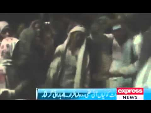 Dulha shot fire to Dulhan in chiniot