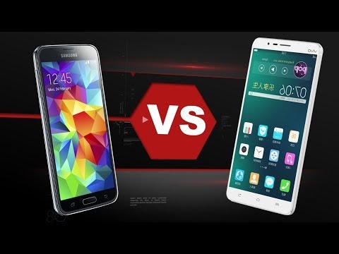 Galaxy S5 Vs. Vivo Xplay 3S