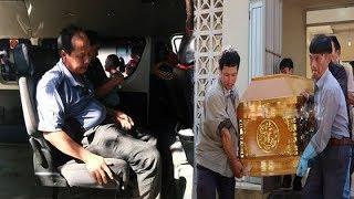 Cha ruột Nguyễn Hải Dương đã đưa con vào Chùa Bình Dương theo tâm nguyện trước khi ra đi