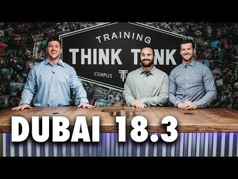 Dubai CrossFit Championship 18.3 w/ Travis Mayer | The Session Ep. 15