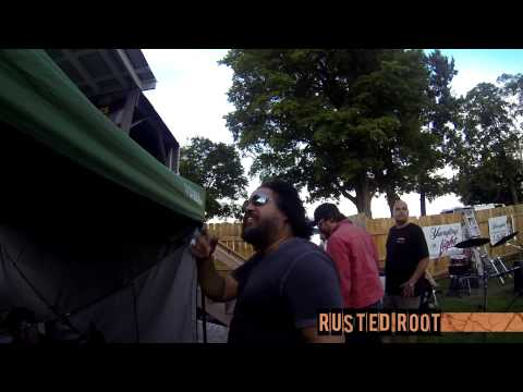 Rusted Root - Behind The Scenes - Ep. 1