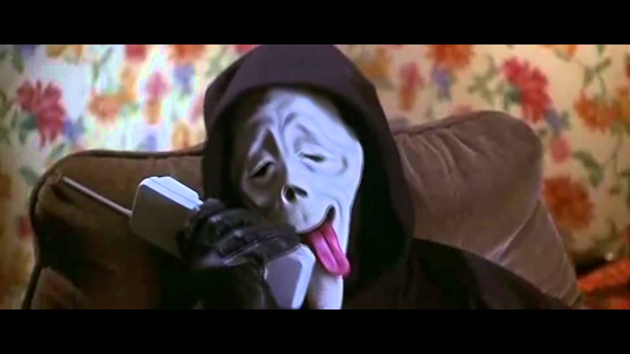 Scary Movie Wazzup Gif   Scary Movie Poster   Scary Movie Wazzup FaceScary Movie 1 Scream Wazzup