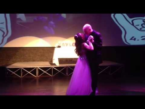 Surprise father daughter dance at Taylor's Sweet 16!