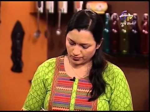 Rasoi Show - રસોઈ શો - પલક ની પાપડી, બટાકા ની કતરી & સ્પ્રોઉંત સમોસા