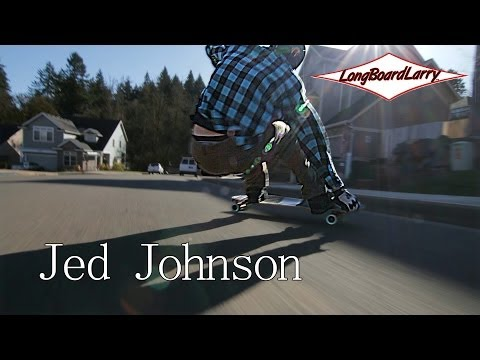 Jed Johnson - raw run