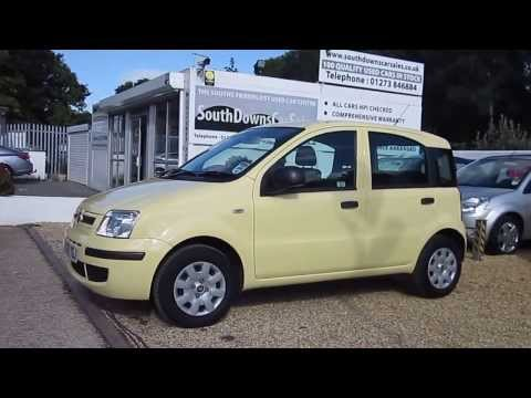 Fiat Panda 1.2 Dynamic Eco For Sale in Hassocks