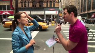 Billy on the Street with Olivia Wilde: Who Said It, John Mayer or Pepé Le Pew?