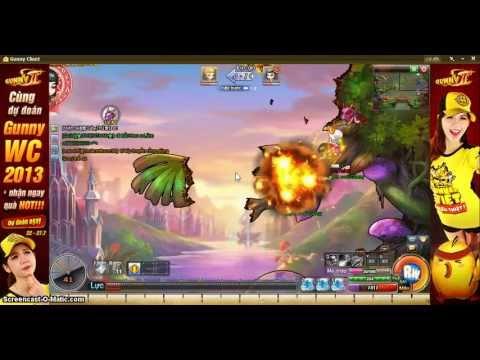 Gunny - Trận đấu vui vẻ - Gà Ninja vs Gà Vua