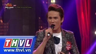 THVL | Ca sĩ giấu mặt – Tập 16: Vòng bán kết 1 | Đội Khánh Phương: Ngàn lần khắc tên em – Trường Tam