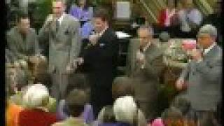 Gold City (Southern Gospel Quartet) God's Building A