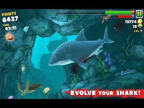 shark games 3d free