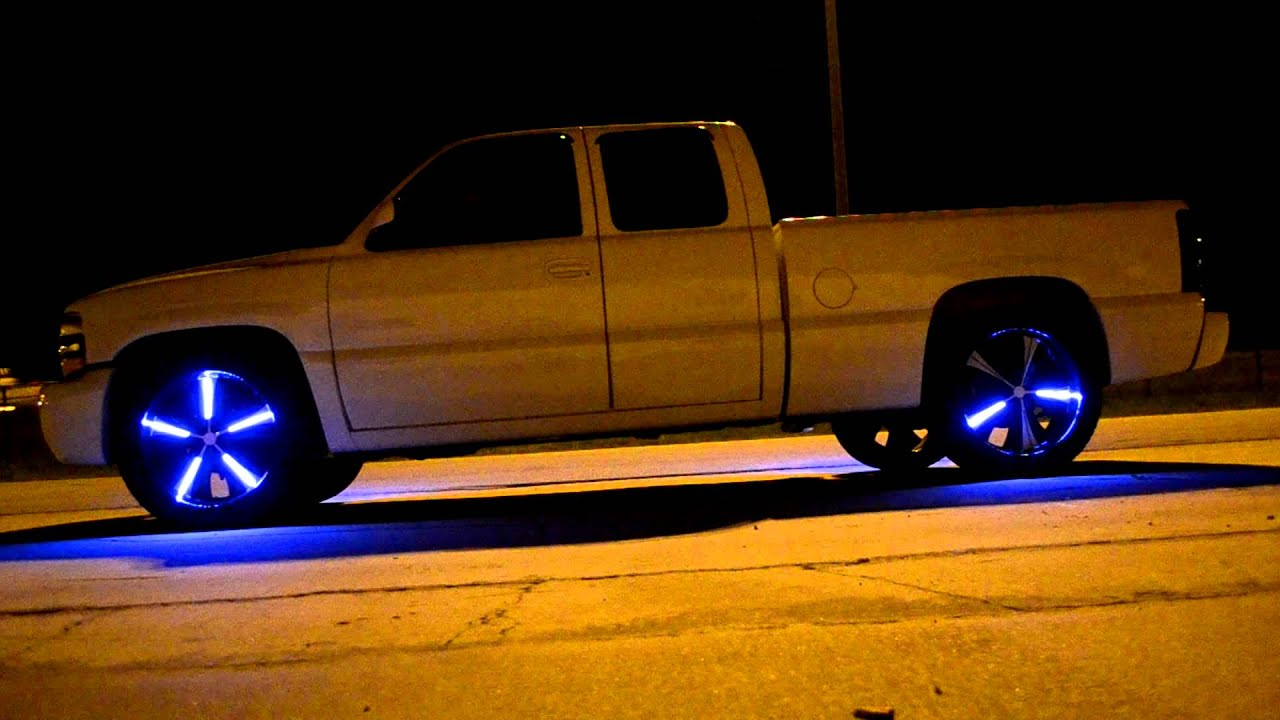 Sportbikelites New Led Light Up Rims And Wheels For Truck