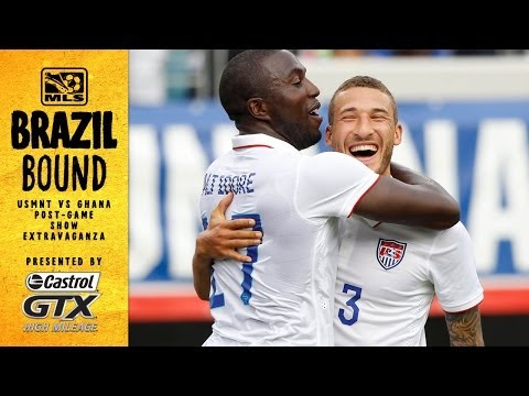 LIVE: US MNT vs. Ghana Post-Game Extravaganza | Brazil Bound