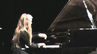Charlotte Beniest (13) wint prix Dominique 2013.