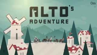 Alto's Adventure: Level 40 (Complete)