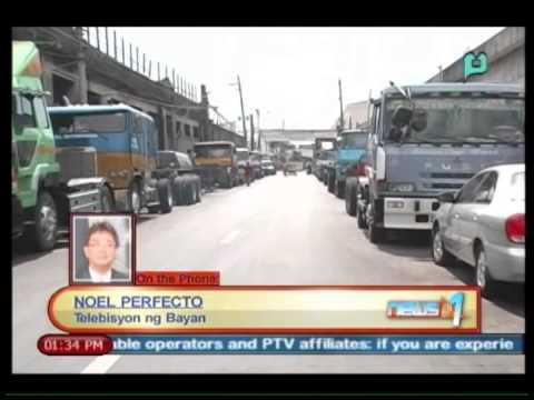Tigil biyahe ng mga trucks sa Maynila, tinapos na; Truck ban, susubukan sa loob ng 3 araw