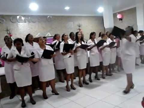 2º Congresso de Mulheres - MPA - canta  A Última Trombeta - 2013