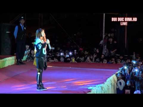 [ Live ] Khởi My - Gửi cho anh HD 720p