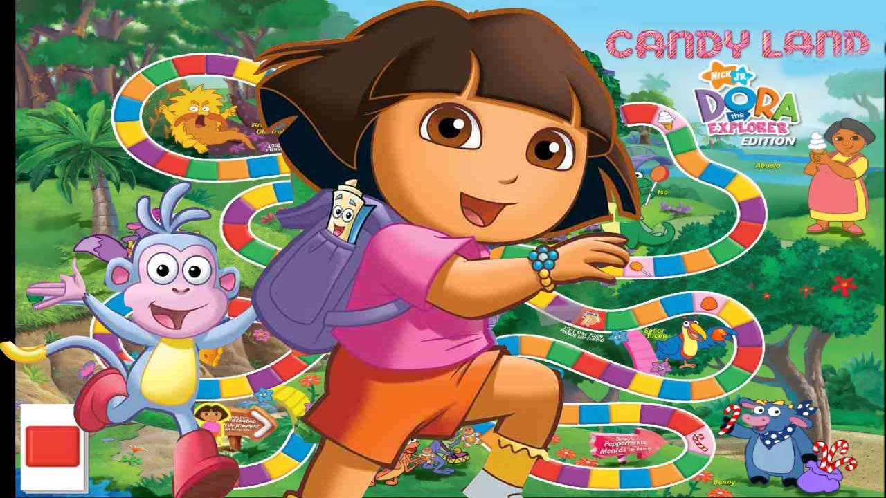 play candyland online