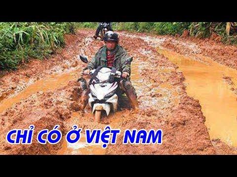 Top những hình ảnh chỉ có ở Việt Nam - phần 1 | Lucky Luan