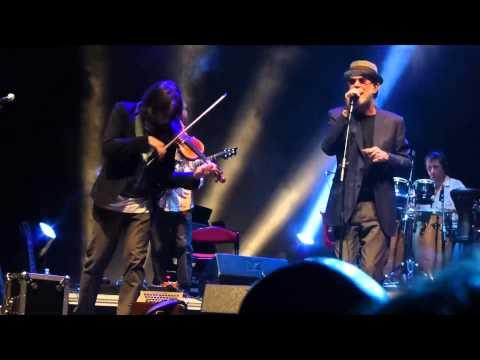 I MATTI- Francesco De Gregori e L'Orage live al Palais Saint Saint-Vincent 02/02/2013