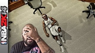 NBA 2K14 My Career Mode PS4 FaceCam Ep 2 The Rookie