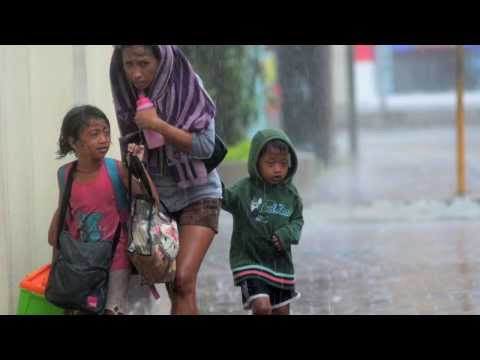 Philippines field diary: The aftermath of Typhoon Haiyan