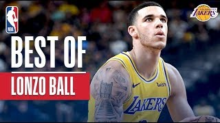 Best of Lonzo Ball So Far   2018-19 NBA Season
