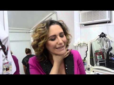 Maria Rita: Bastidores Rock in Rio 2013