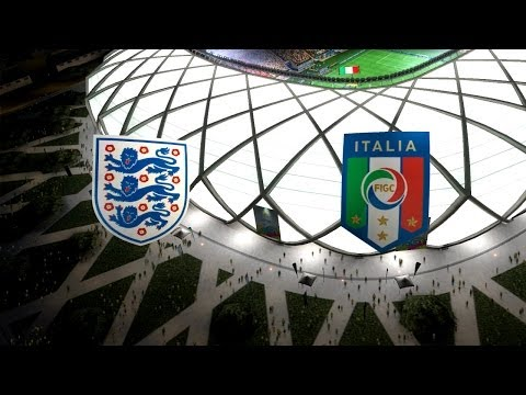 Watch digital World Cup highlights: England v Italy