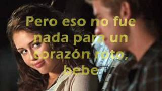 Miley Cyrus I Hope You Find It (Traducida Al Español