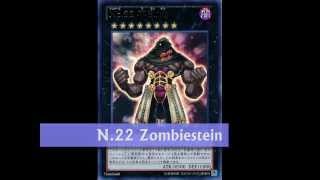 Yu-Gi-Oh! Carte Numero