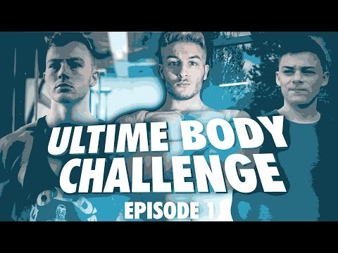 ULTIME BODY CHALLENGE ep1 Nos meilleures perf !