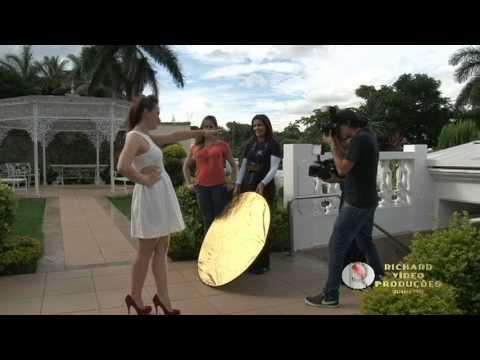 Making Of da FOTOGRAFIA e FILMAGEM - 15 Anos