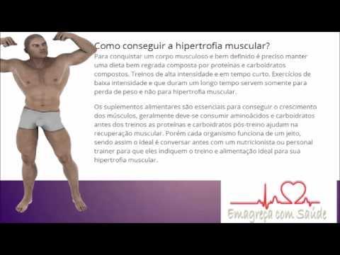 o que e hipertrofia muscular