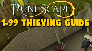 Runescape Ultimate 1-99 Guide: Thieving Complete Guide 1