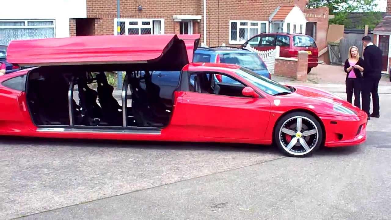 Une Ferrari pour 8