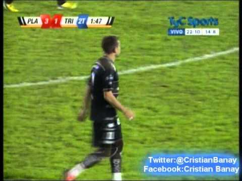 CA Platense 4-3 Tristan Suarez