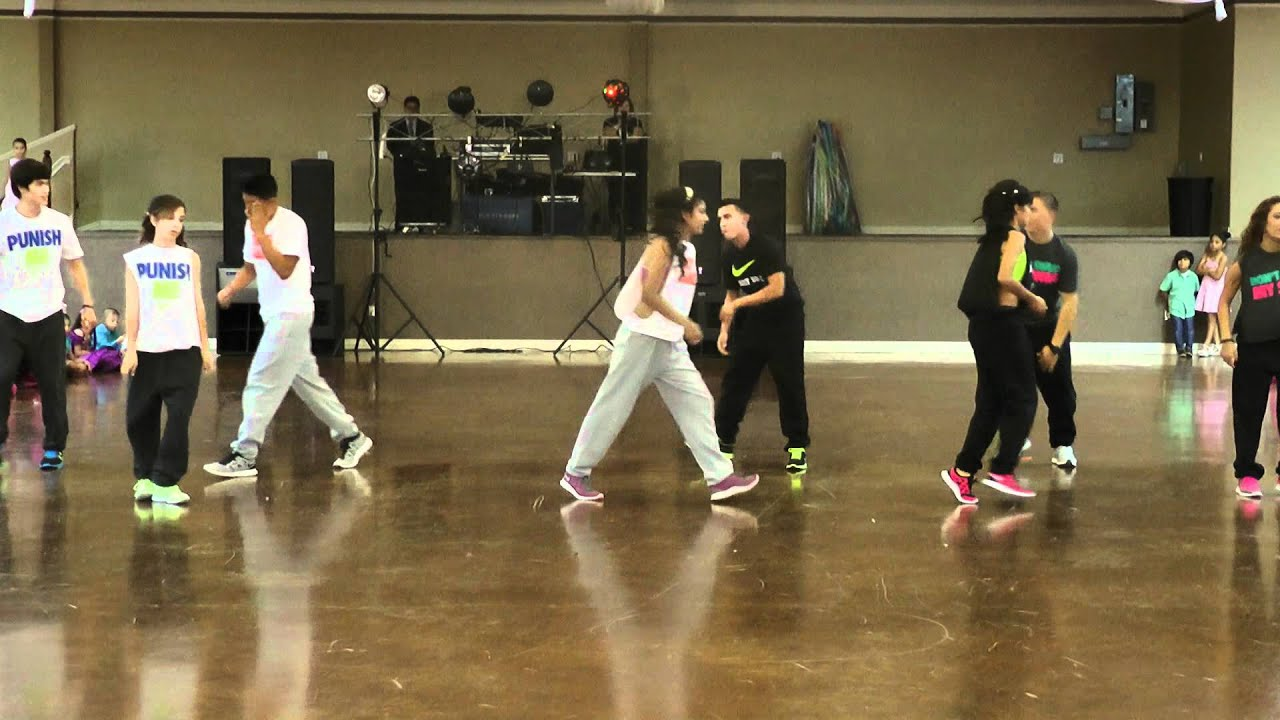 Quinceanera Surprise Dance with HIP HOP SWAG - YouTube