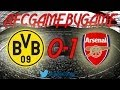 Dortmund v Arsenal 0-1 Match Review