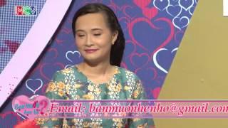 Cô nàng có giọng nói lạ gây ấn tượng với Quyền Linh - Cát Tường | Phi Long – Thị Thu | BMHH 43