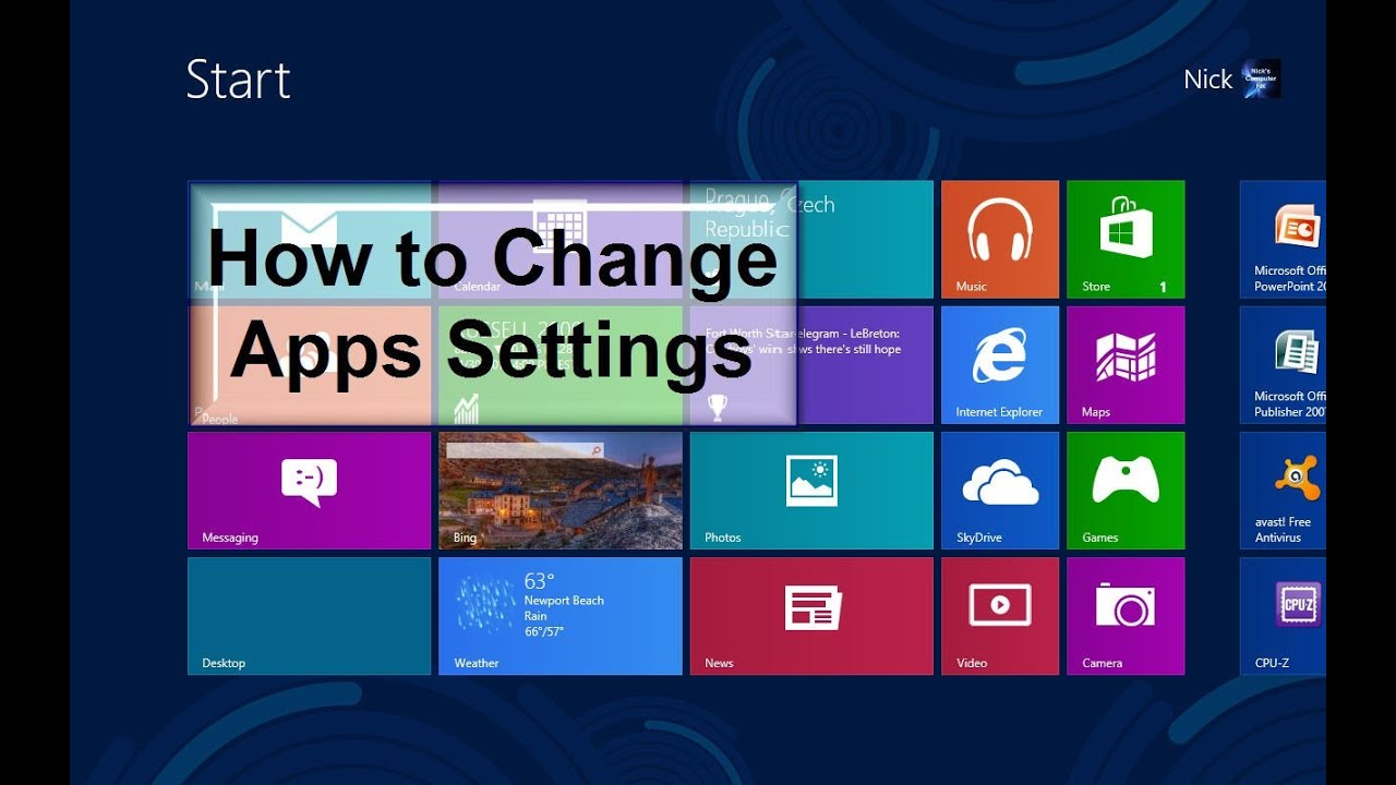 how to change windows 8 to portriate