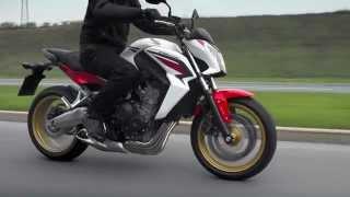 Nova Honda CB650F Substituta Da Cb600F Hornet